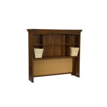 Legacy Classic Kids American Spirit American Spirit Computer Desk Hutch With Baskets Picture