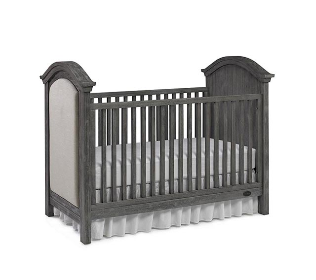Baby cribs staten island - Dolce Babi Lucca Collection Lucca Upholstered Traditional Crib Picture